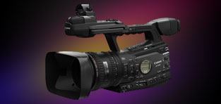 custom 3d animation Canon Video Camera (360)