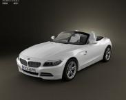 3D model of BMW Z4 2010
