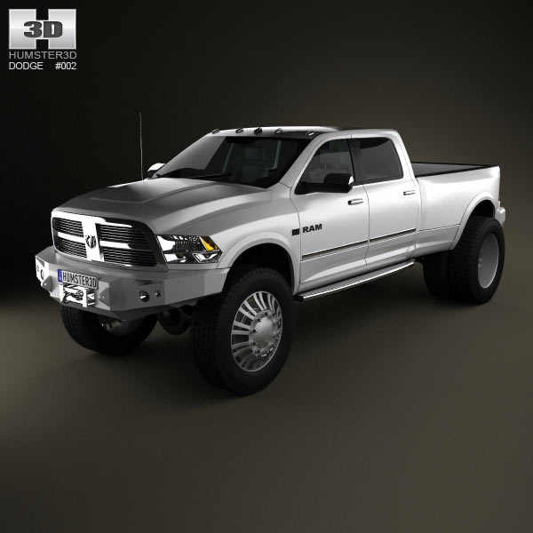 Dodge Ram 3d car model