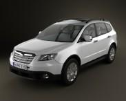 3D model of Subaru Tribeca 2010