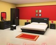 3D model of Bedroom Furniture 12 Set