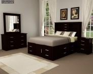 3D model of Bedroom Furniture 24 Set