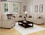 3D model of Living Room Furniture 07 Set