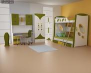 3D model of Nursery Room 07 Set