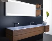 3D model of Bathroom Furniture 10 Set