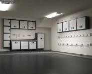 3D model of Garage Furniture 06 Set