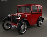 3D model of BMW DiXi 1928