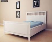 3D model of IKEA HEMNES Bed 2