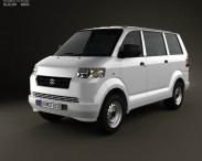 3D model of Suzuki APV 2010