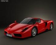 3D model of Ferrari Enzo 2002