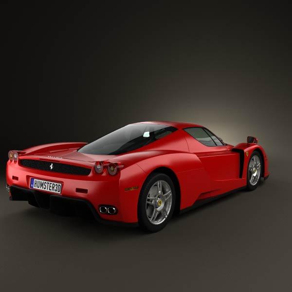 Ferrari Enzo Model Images & Pictures - Findpik