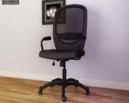3D model of IKEA VILGOT NOMINELL Swivel Chair