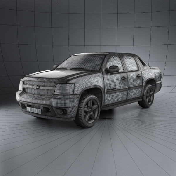 New 2014 Chevrolet Avalanche