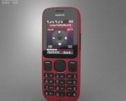3D model of Nokia 101