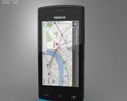 3D model of Nokia 500