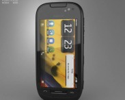3D model of Nokia 701