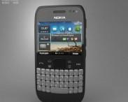 3D model of Nokia E6