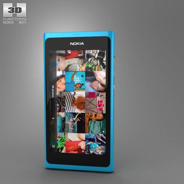 Nokia N9 3d model