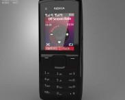3D model of Nokia X1-00