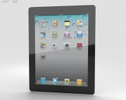 3D model of Apple iPad 2 WiFi