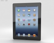 3D model of Apple The new iPad WiFi (iPad 3)
