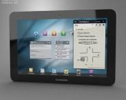 3D model of Samsung Galaxy Tab 10.1
