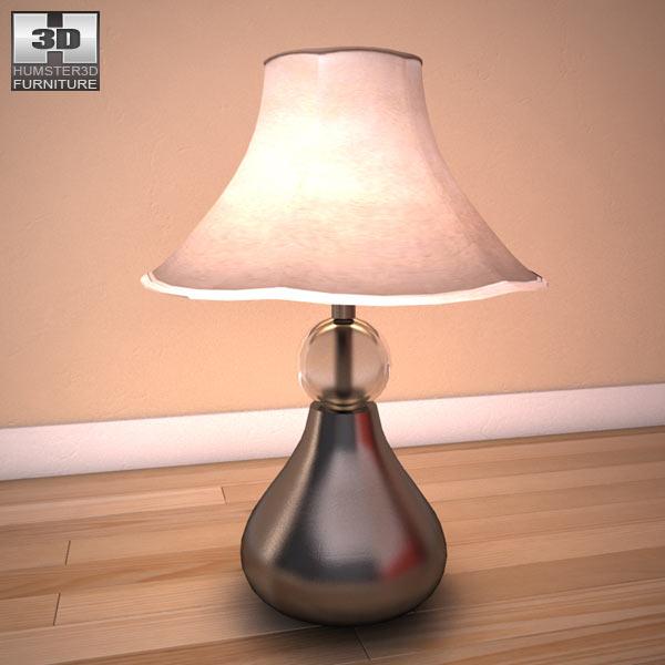 Table Lamp 3d Models Table Lamp 3d Model