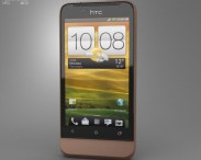 3D model of HTC One V