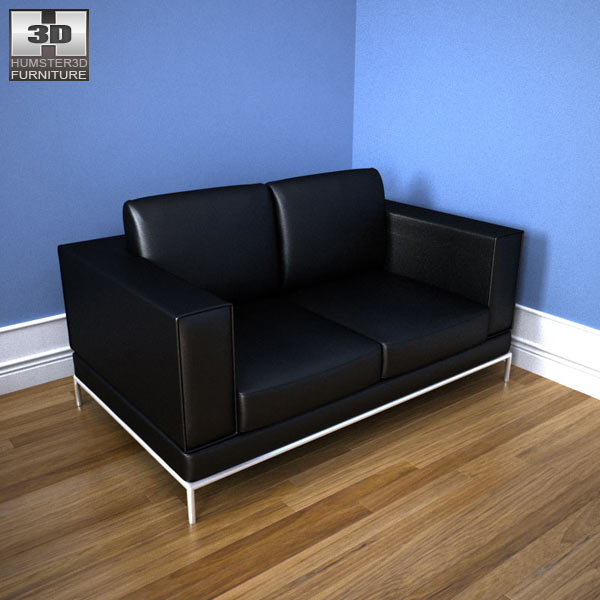 IKEA Arild Two-Seat Sofa 3d model