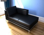3D model of IKEA Arild Chaise Longue