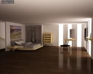 3D model of Bedroom Furniture 27 Set