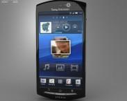 3D model of Sony Xperia Neo V