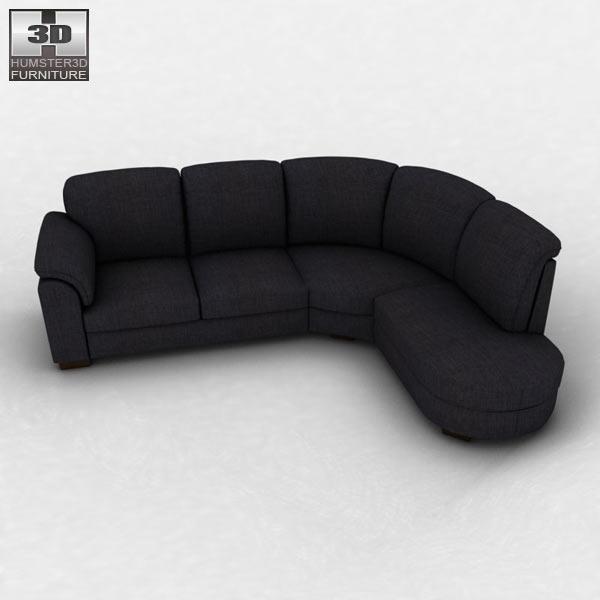 IKEA TIDAFORS Corner Sofa 600 x 600