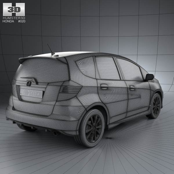 Honda fit rendering autos weblog for Honda of lisle service