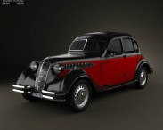 3D model of BMW 326 1941