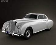 3D model of Bentley R-Type Continental 1952
