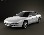 3D model of Ford Probe GT 1995