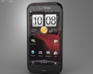 3D model of HTC Rezound 4G