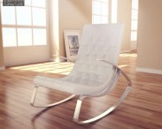 3D model of Raymondo Rocking Chair
