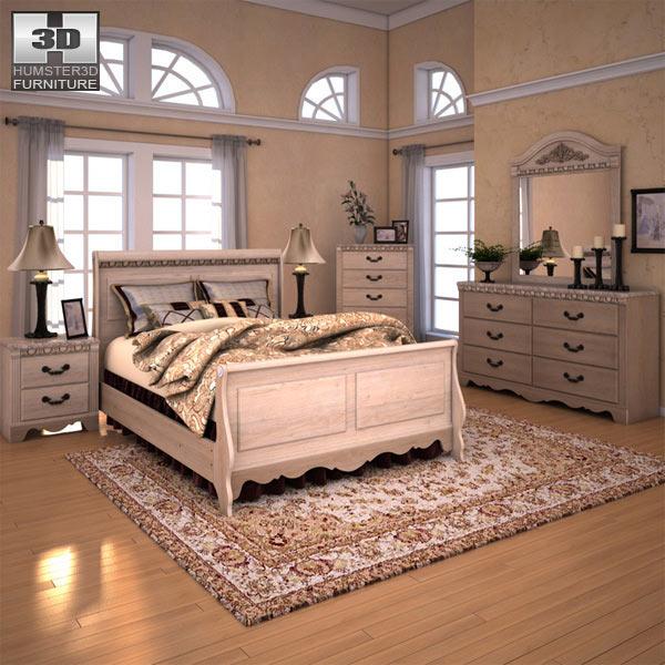 Ashley Furniture Silverglade Bedroom Set Hot Girls Wallpaper