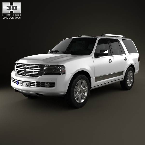 2014 Lincoln Navigator Redesign Spy Shots And Concept