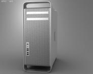 3D model of Apple Mac Pro