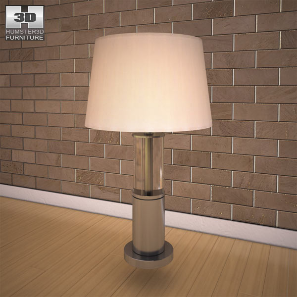 3D model of Ashley Norma Table Lamp