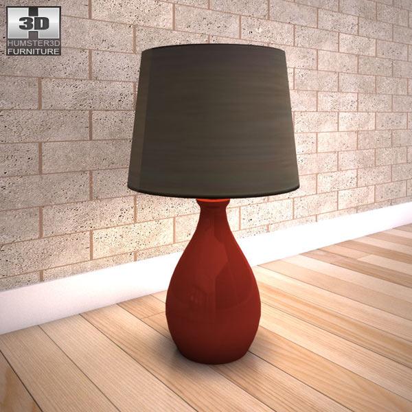 3D model of Ashley Jemma Table Lamp