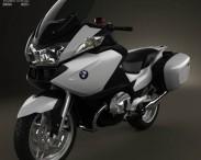 3D model of BMW R1200RT 2005