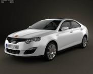 3D model of MG 550 2012