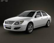3D model of BYD F6 2012