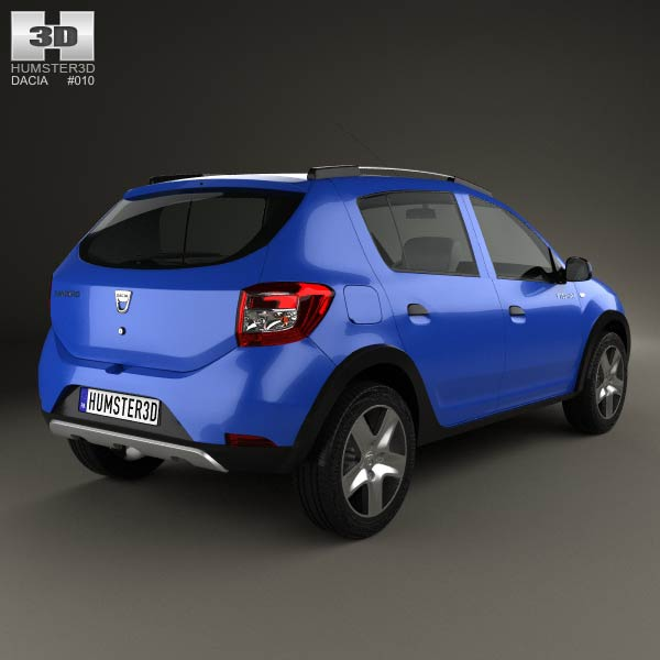 dacia sandero stepway 2013 - photo #17