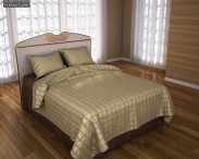3D model of Ashley Havianna Panel Bed