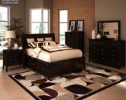 3D model of Ashley Martini Suite Storage Bedroom Set